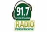 Policía Nacional 91.7 FM